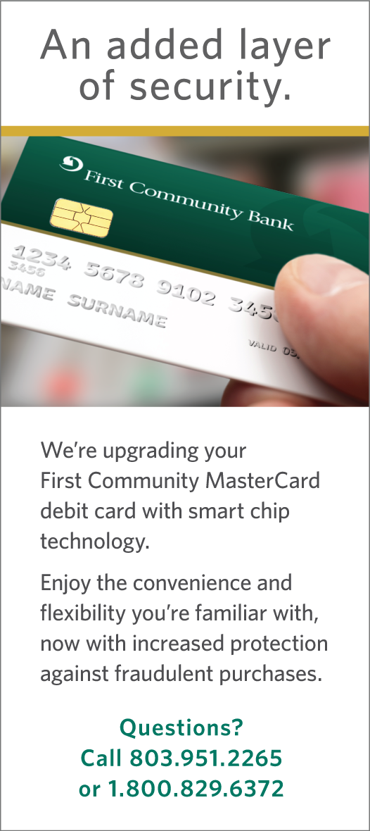 Smart Chip MasterCard